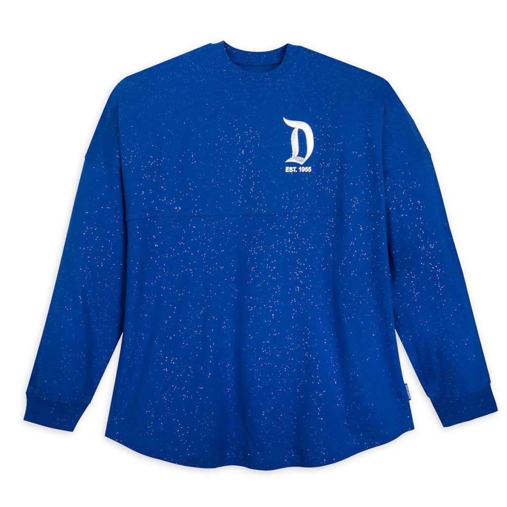 Disneyland Spirit Jersey For Adults – Wishes Come True Blue Front