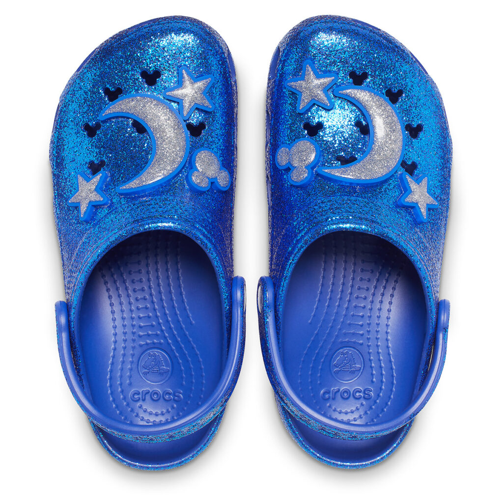 Mickey Mouse Clogs For Adults By Crocs – Wishes Come True Blue 1