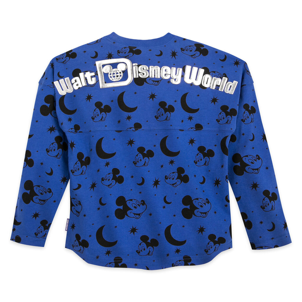 Mickey Mouse Spirit Jersey For Kids – Walt Disney World – Wishes Come True Blue Back