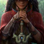 Raya Last Dragon Movie Poster