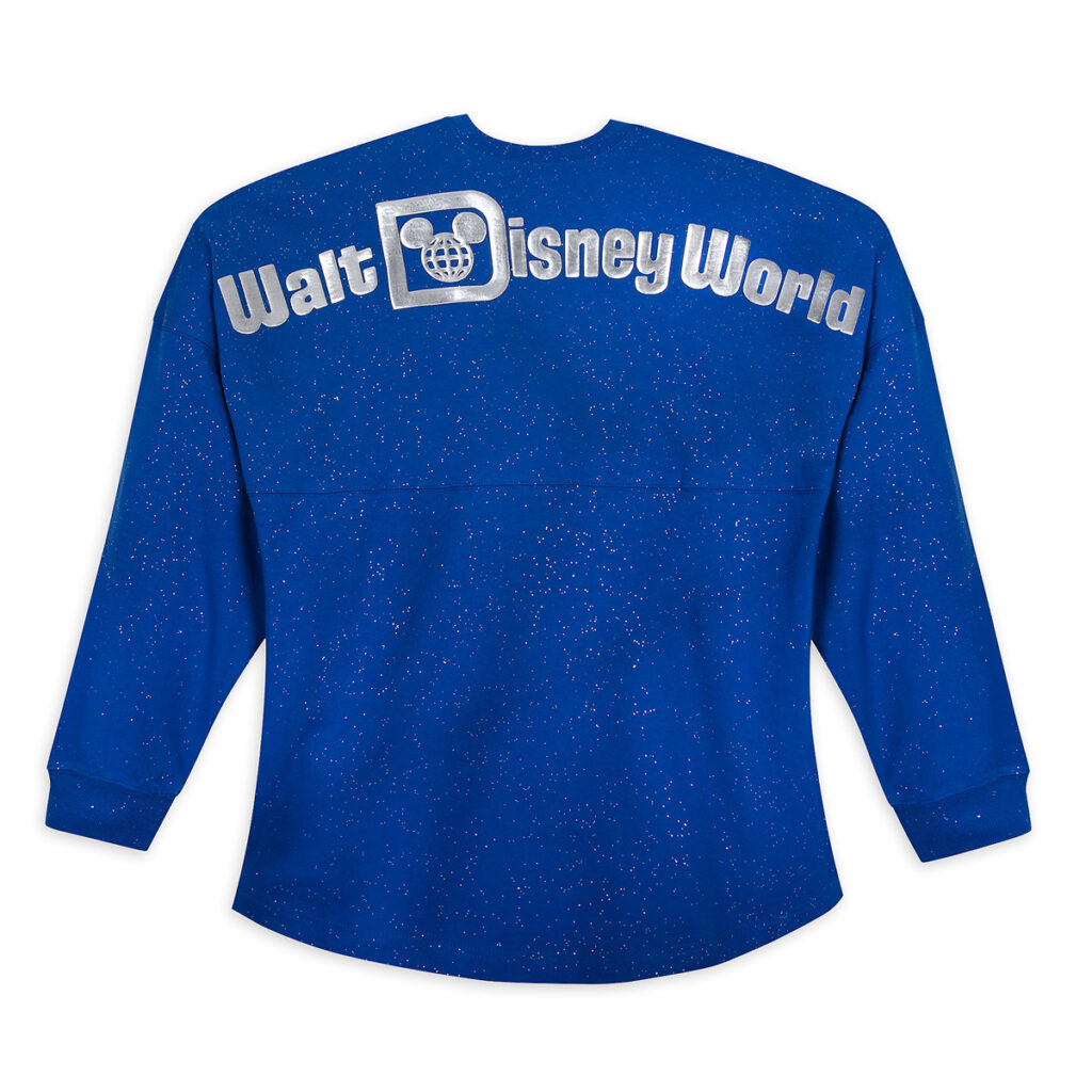 Walt Disney World Spirit Jersey For Adults – Wishes Come True Blue Back