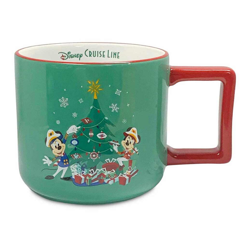 DCL Holiday Mug 1