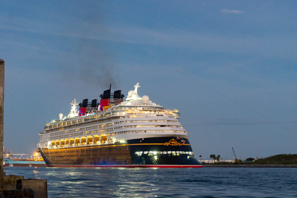 Disney Wonder Port Canaveral