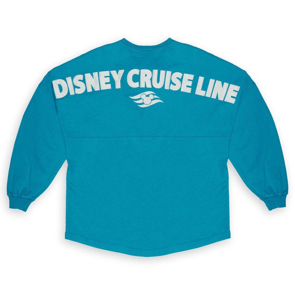 ShopDisney DCL Deep Ocean Blue Spirit Jersey 1