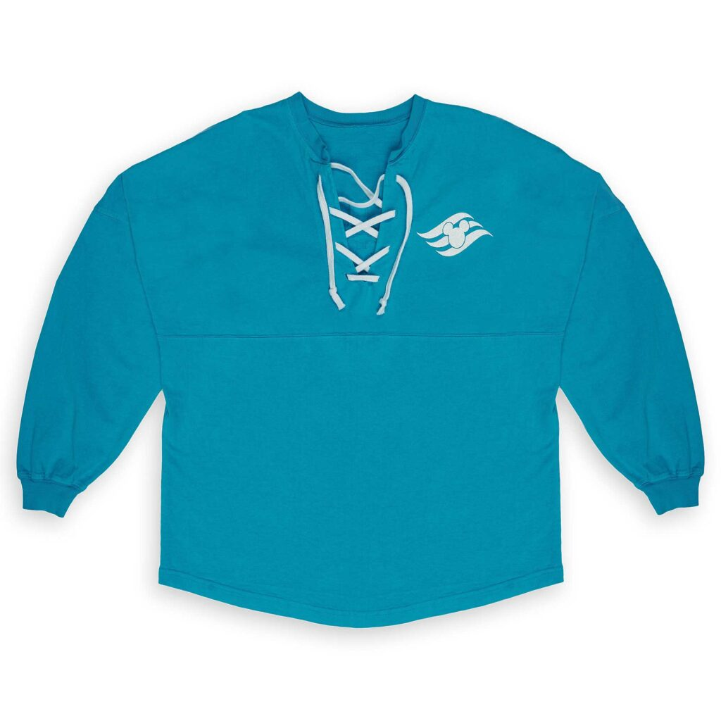 ShopDisney DCL Deep Ocean Blue Spirit Jersey 2
