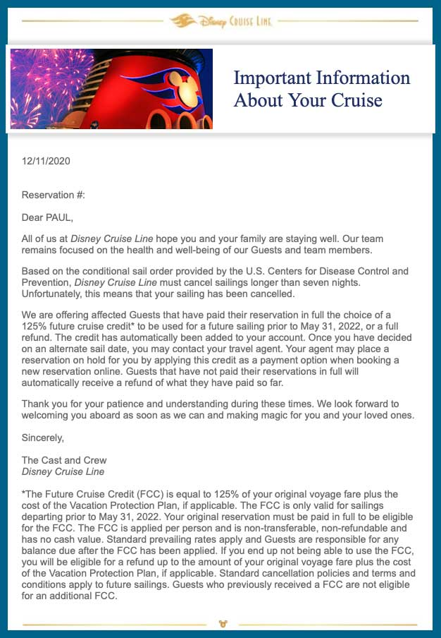 DCL Guest Email Magic EBTA 202012111