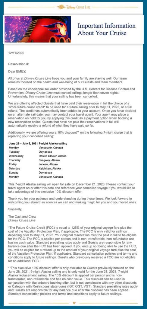 DCL Guest Email Wonder 9nAlaska 202012111
