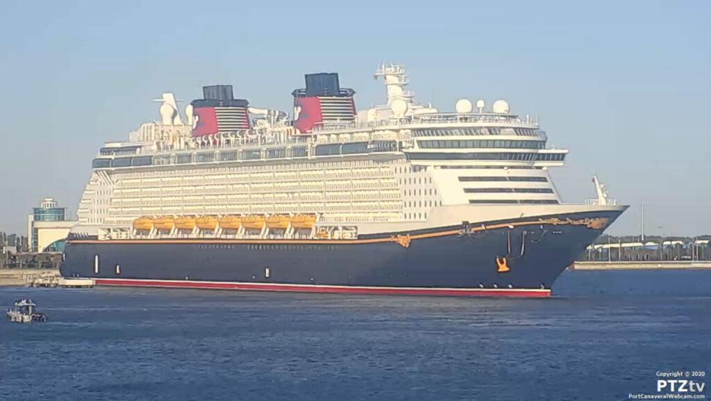 Disney Fantasy Port Canaveral PTZtv 20201202 19