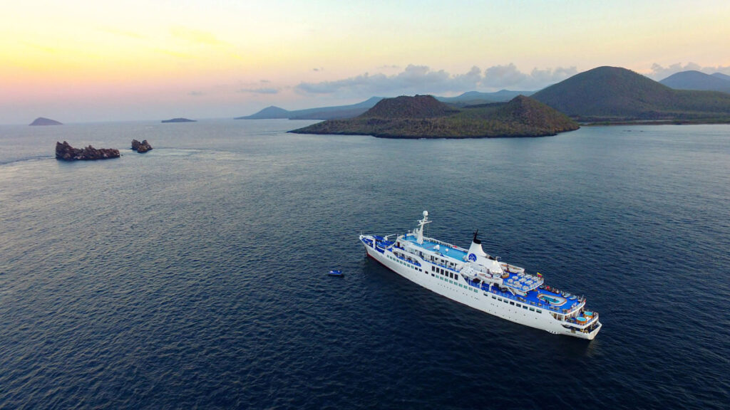 Adventures By Disney Expedition Cruises – Galapagos Legend