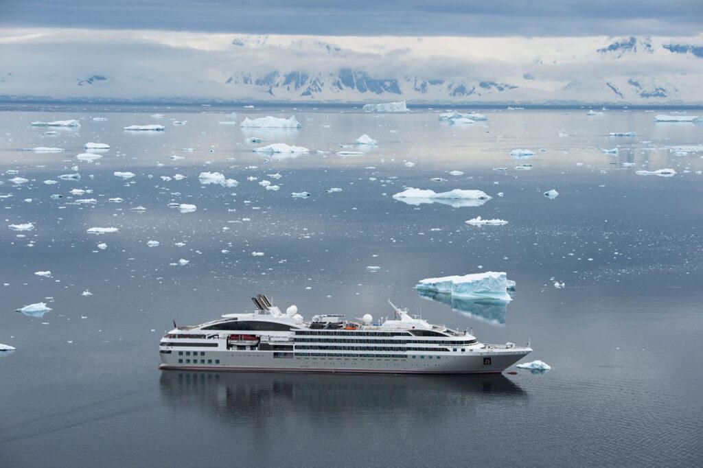 Adventures By Disney Expedition Cruises – Le Lyrial In Antarctica
