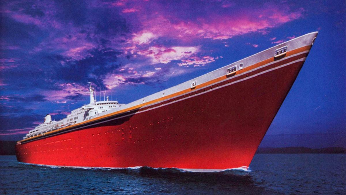 Disney News Magazine 1993 Spring Big Red Boat
