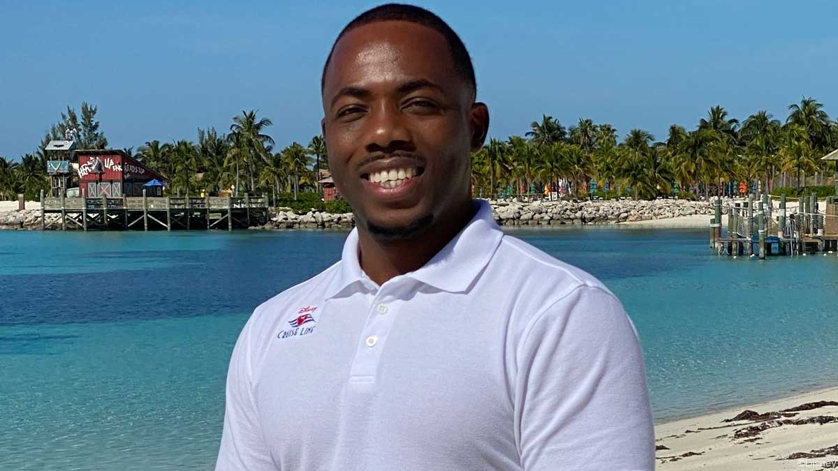 DCL LHP Hubert Rolle Appointed Island Director Of Disney Castaway Cay