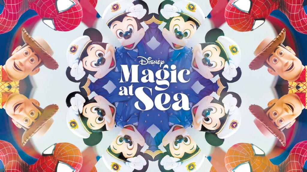 Disney Magic At Sea UK Summer 2021