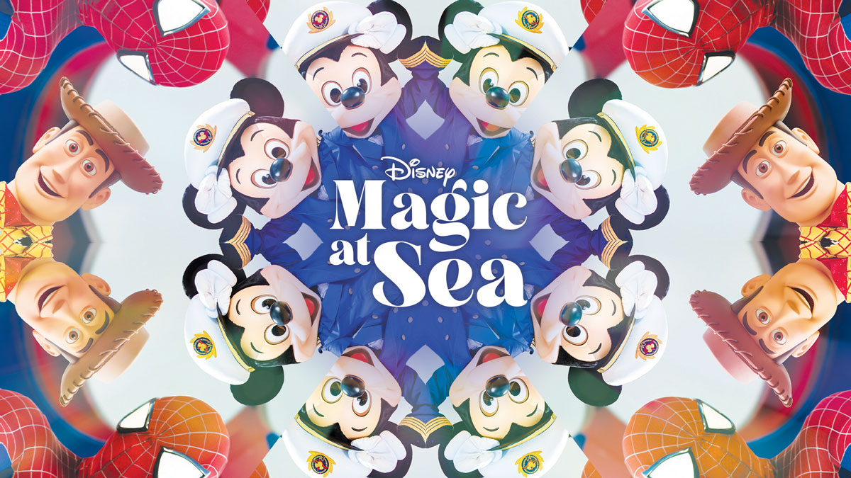 Disney Magic At Sea UK Summer 2021