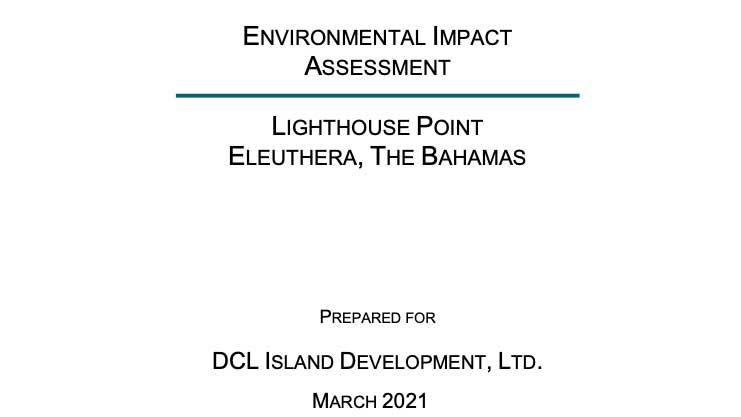 Lighthouse Point EIA March 2021