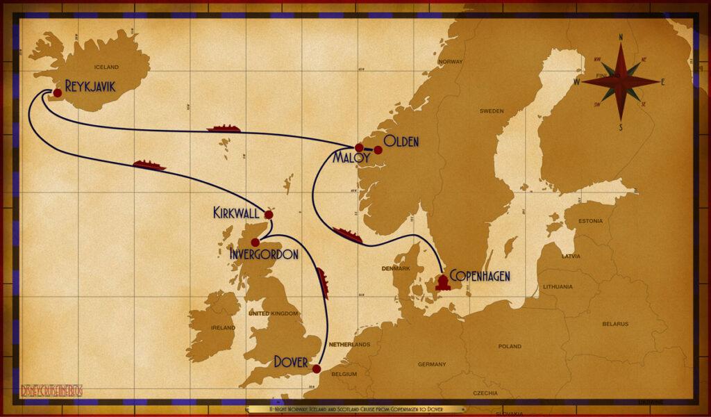 Map Magic 11 Night Repositioning COP SEA OLD MAY SEA REY REY SEA KIR IVG SEA DVR