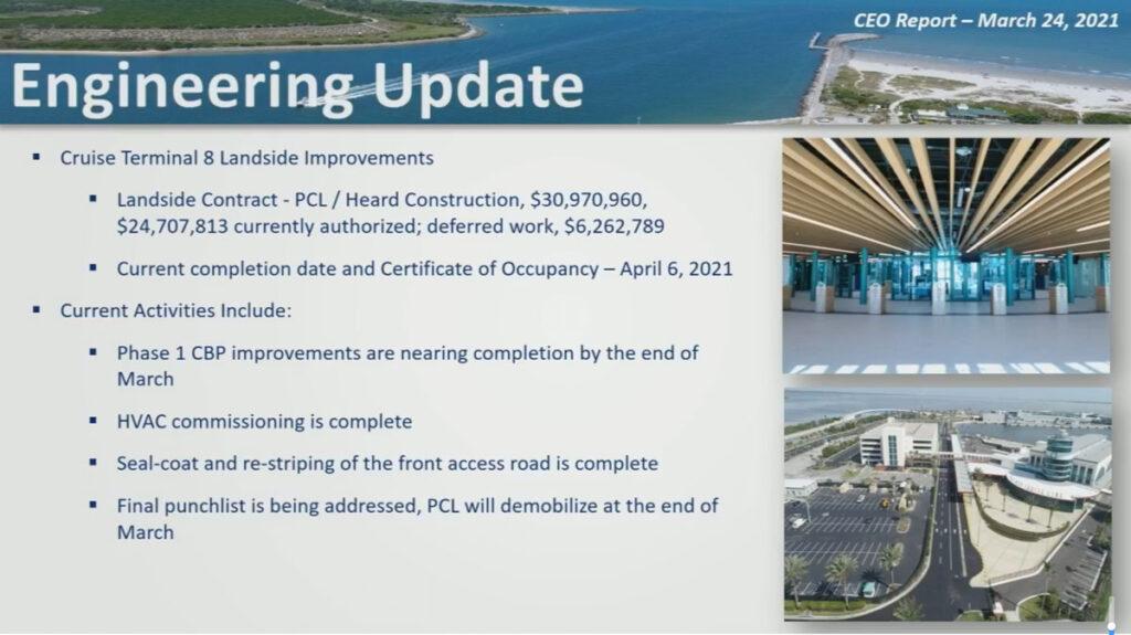 PC CT8 20210324 Engineering Update 1