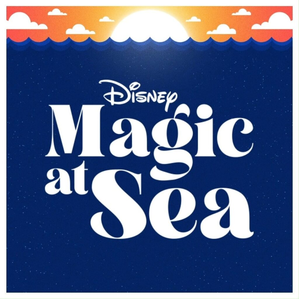 DCL Disney Magic At Sea Announcement