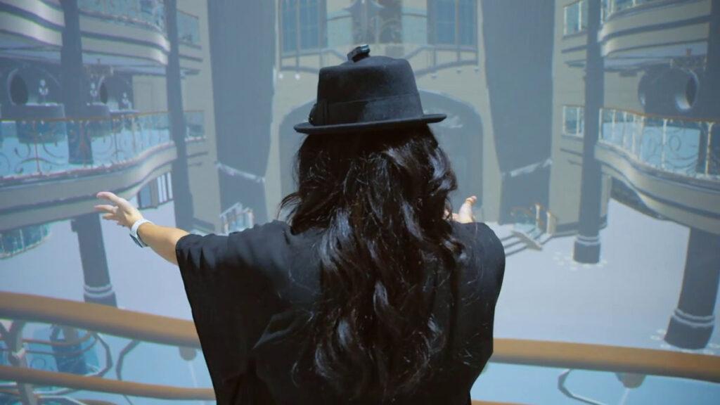 DCL Disney Wish Enchanted Ship Grand Hall Virtual 7