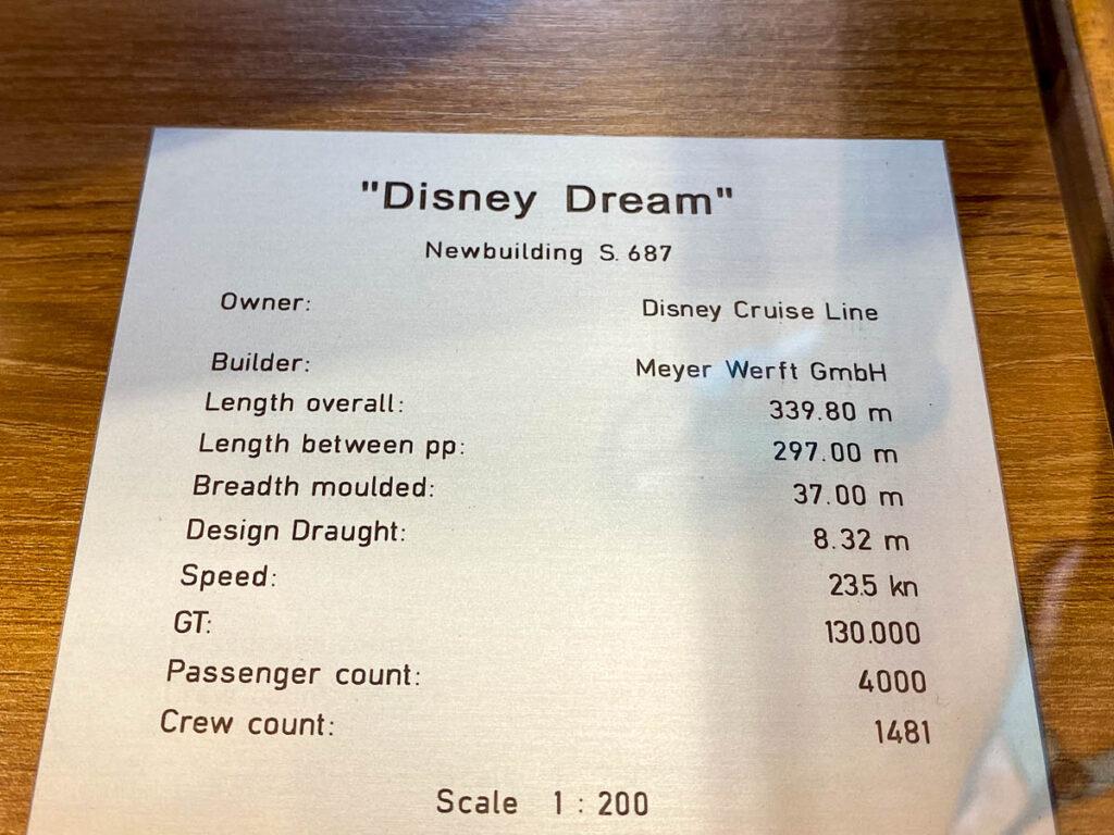 DSMCoOp DCL 2021 Pop Up Ship Model Dream