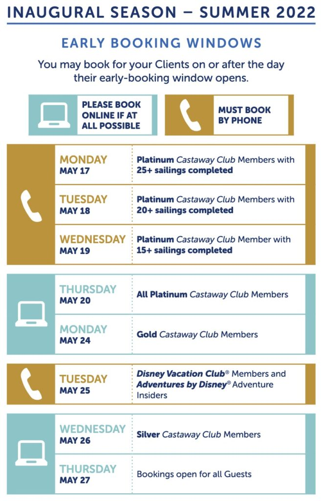 Disney Wish Tiered Booking Information 20210429