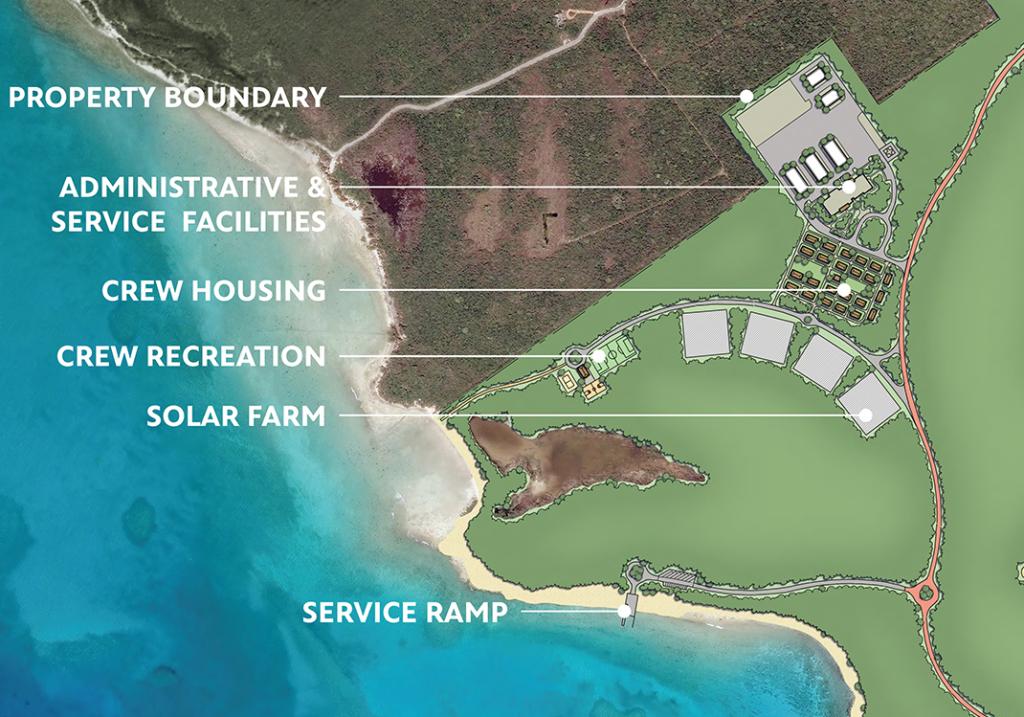Lighthouse Point Illustrative Concept Plan Solar Farm 20191016