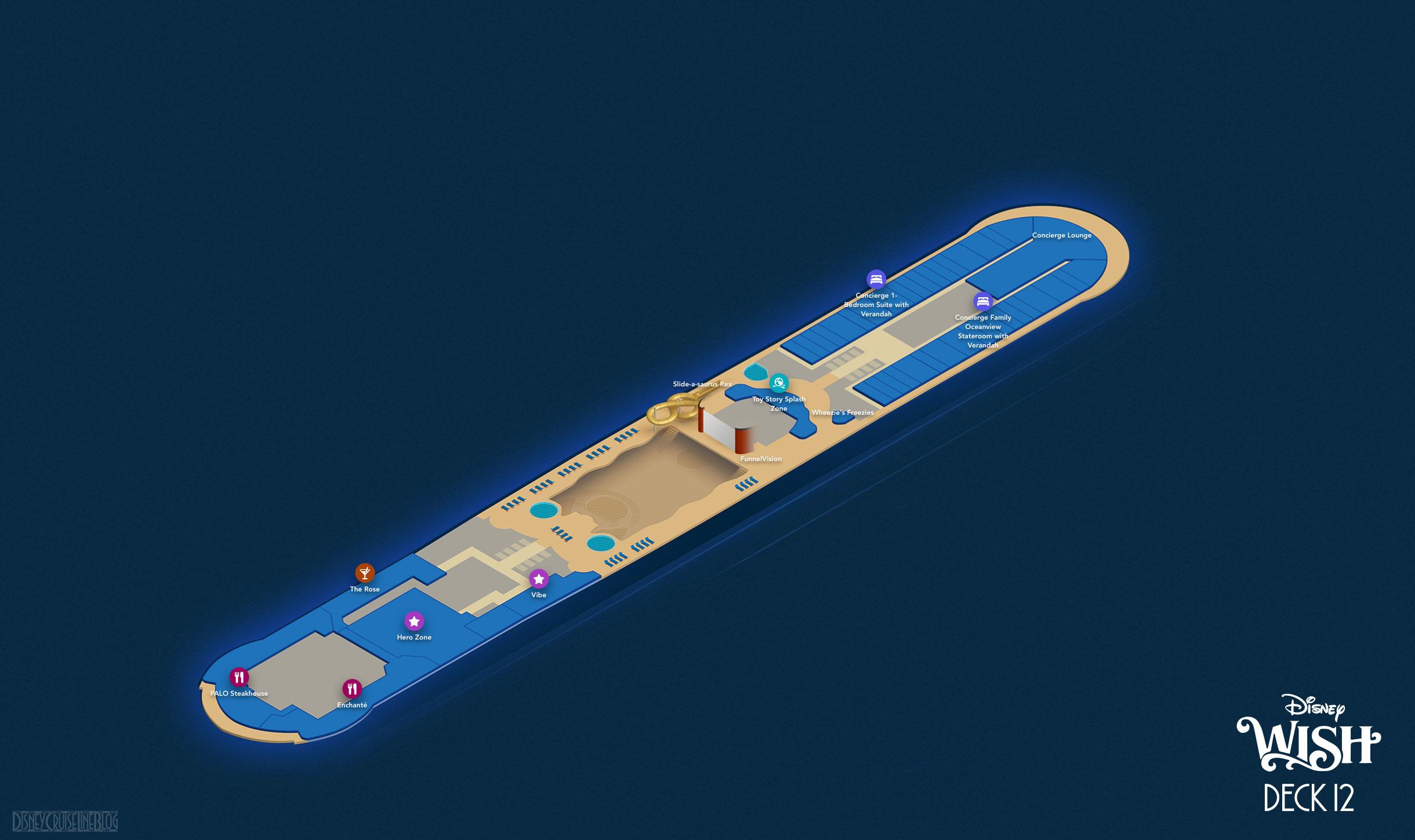 Wish Deck 12