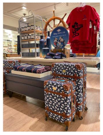 DCL YC Merchandise Luggage