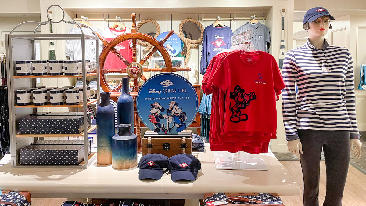 DCL YC Merchandise Overview