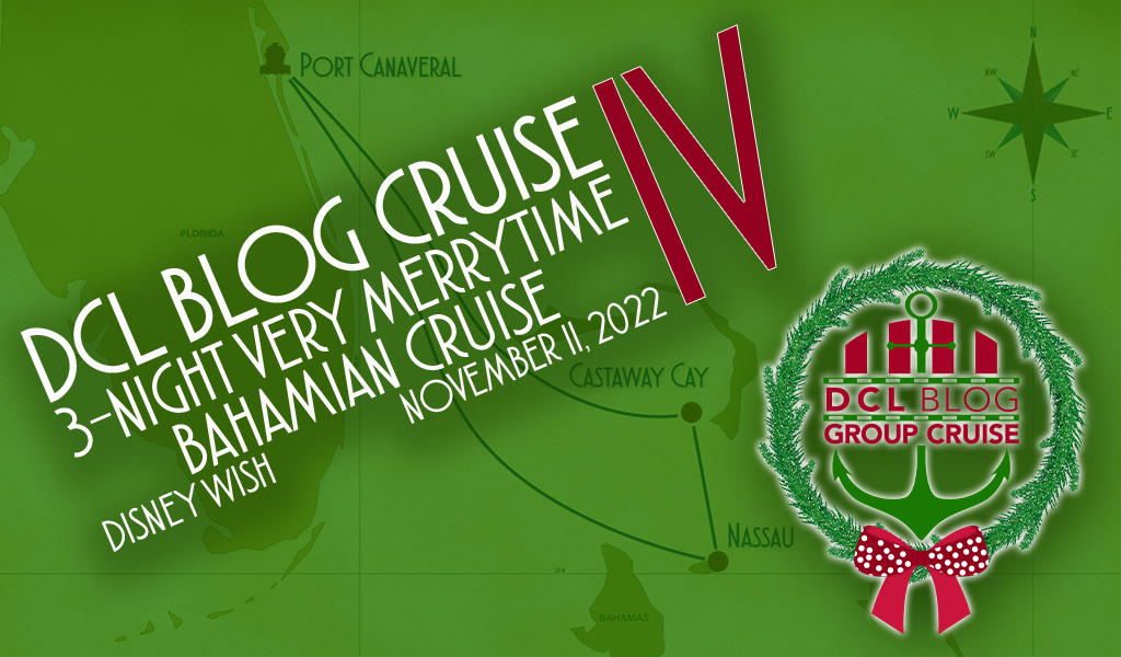 DCL Blog Cruise IV Announcement