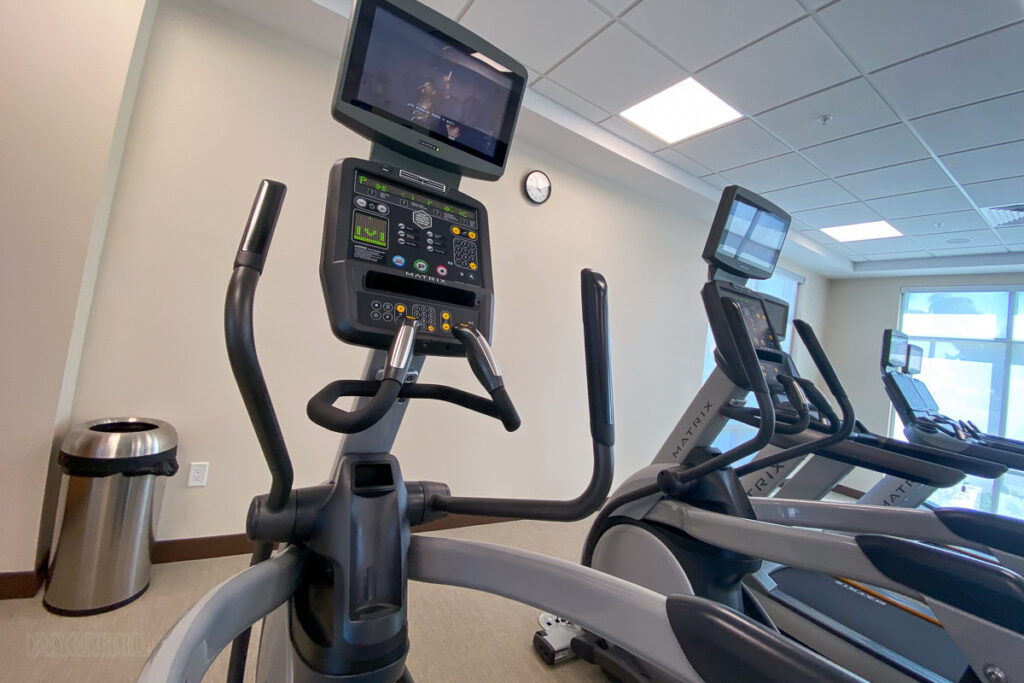 Springhill Suites Cape Canaveral Gym