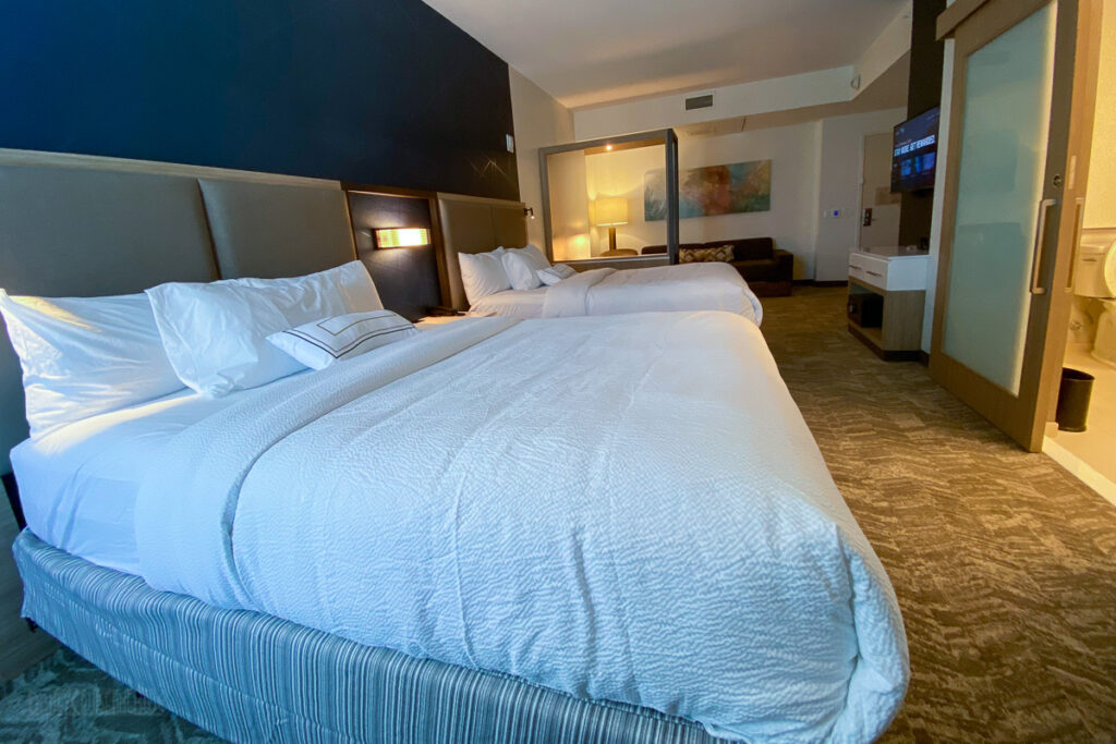 Springhill Suites Cape Canaveral Room