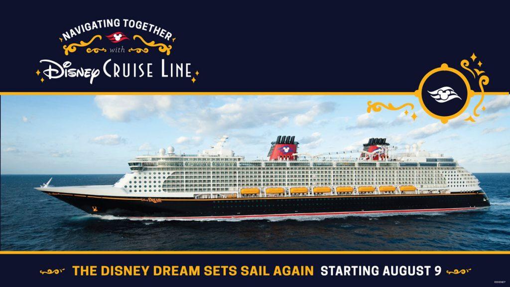 DCL Restart Announcement Dream August 9