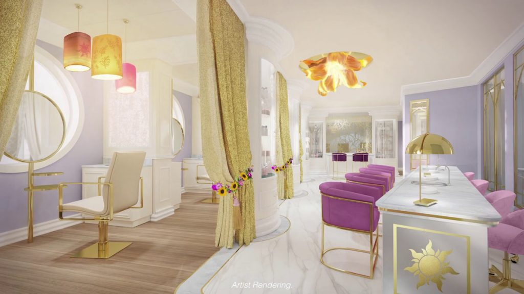 Disney Wish Untangled Salon 1