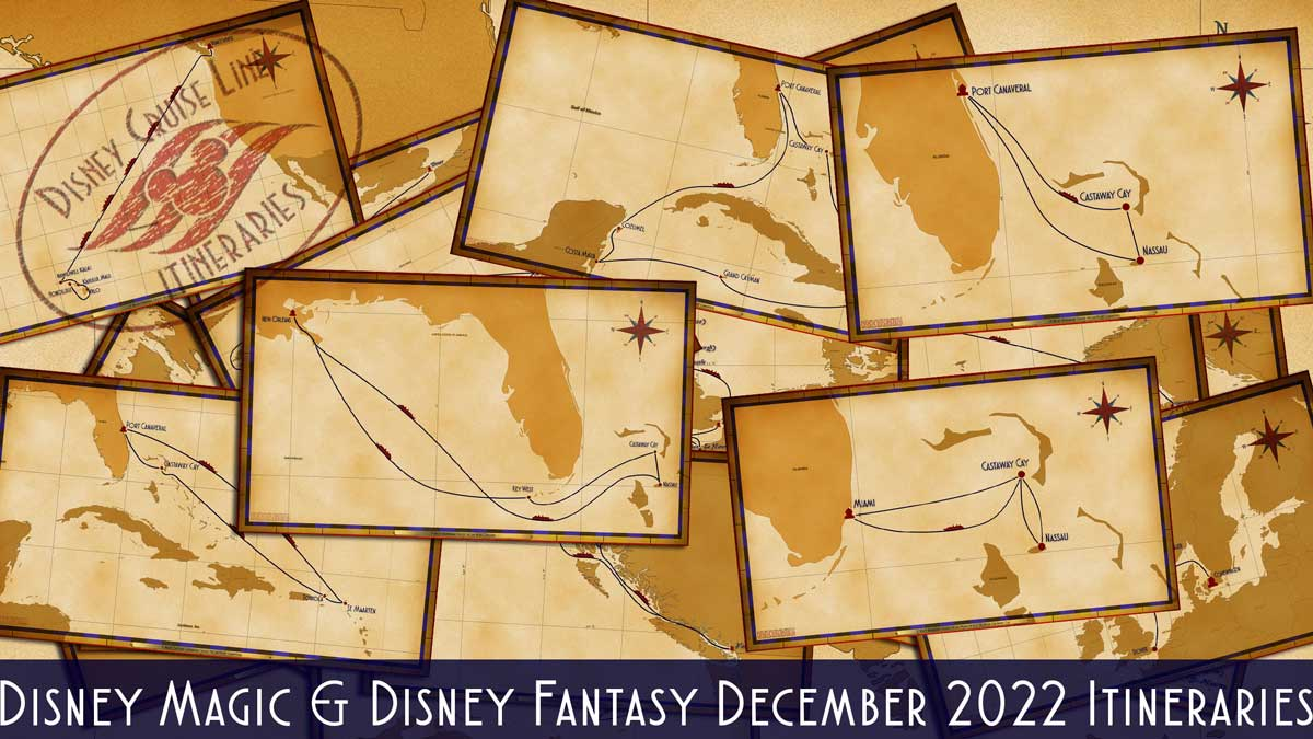 DCL Itinerary Release DM DF December 2022