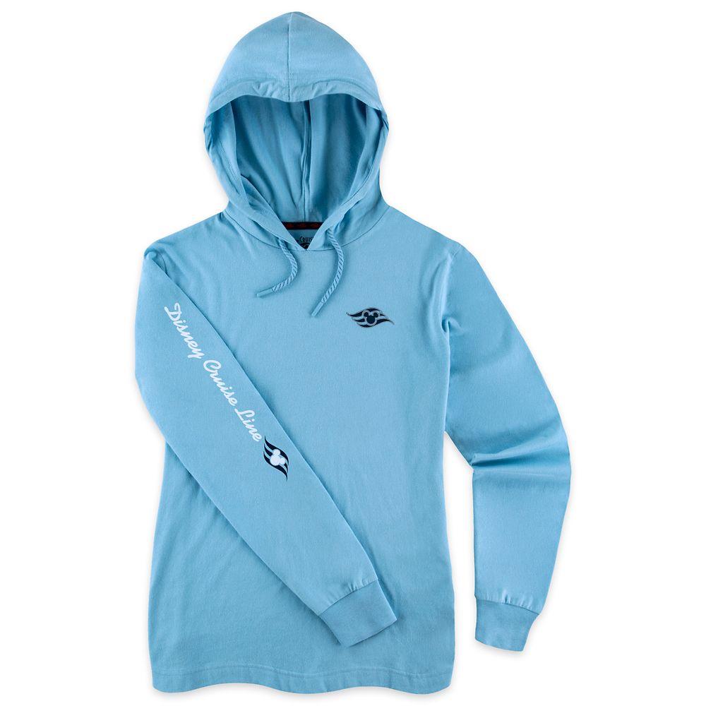 ShopDisney Disney Cruise Line Hooded Pullover For Women