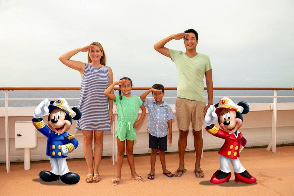 DCL Magic Shots Mickey Minnie