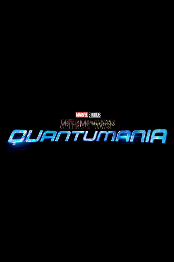 Ant Man Wasp Quantumania Movie Poster