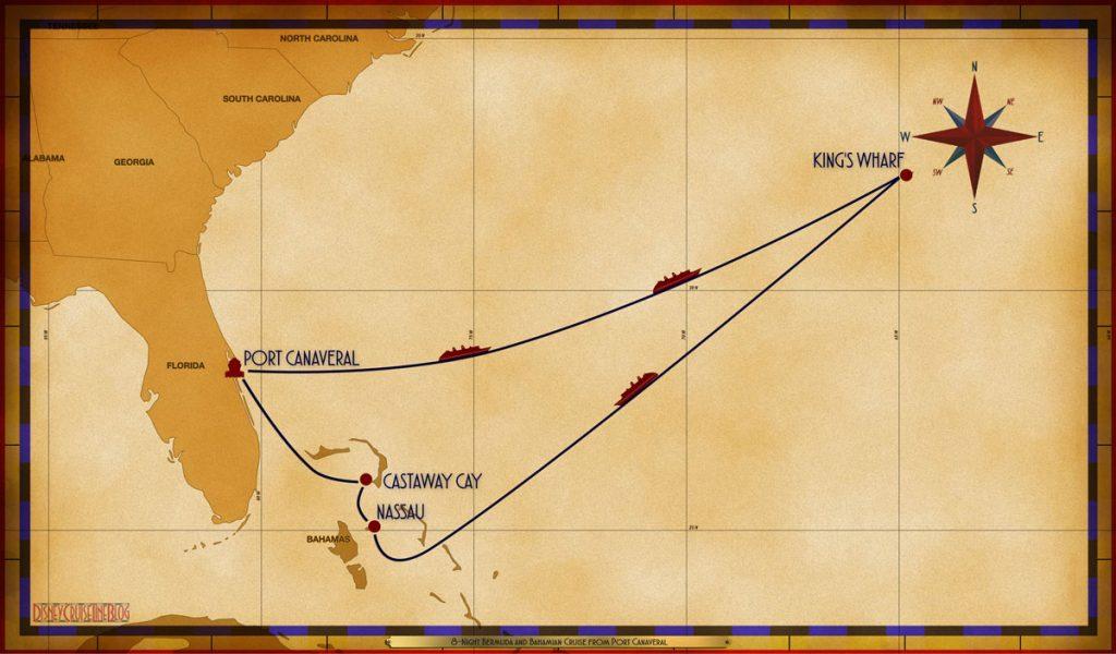 Map Fantasy 8 Night Bermuda PCV SEA SEA KWF KWF SEA NAS GOC