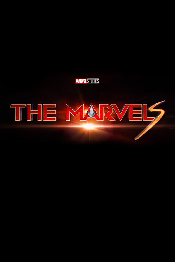 The Marvels Movie Poster